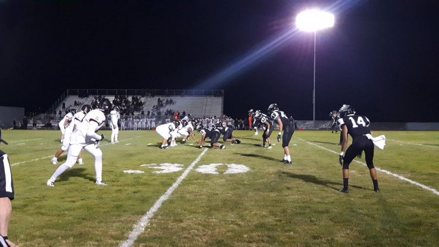 """Taking Small Steps"": Varsity Football Makes Progress vs. Northgate"