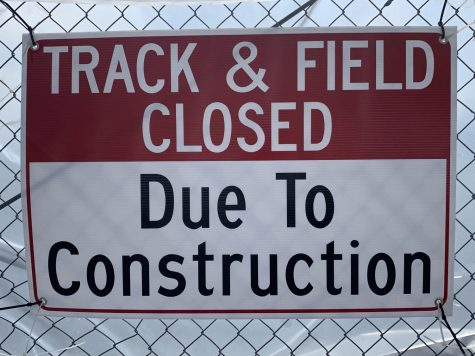 Hug High School Track gets much needed Makeover