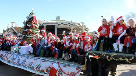 Sparks Hometowne Christmas Parade