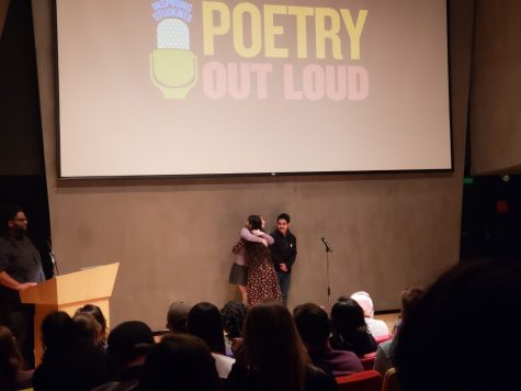 Portnell Places Third in Poetry Out Loud Semi-Finals
