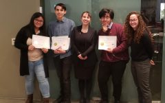 Hug Art Students Win Multiple Awards in Scholastic Art Program