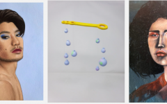 Hug students' success in Scholastic Art Award competition